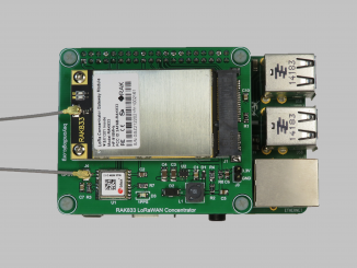 Microchip RN2903 LoRa Transceiver Breakout Board – Beyondlogic